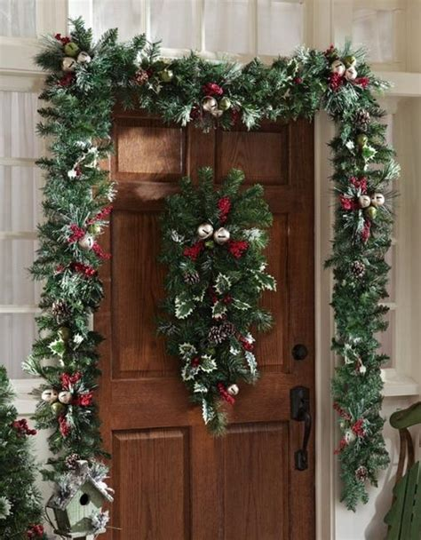 Front Door Winter Decorating Ideas by 30 Spectacular Front Door Decoration Ideas For