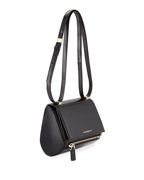 Givenchy Nightingale Bag Smooth Hardware Gold 10145 givenchy nightingale small cross bag in black lyst