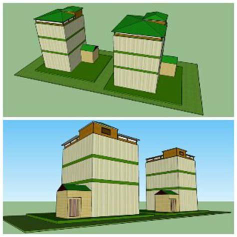 desain rumah walet terbaru minimalis sederhana berkualitas cepat dihuni walet burung walet