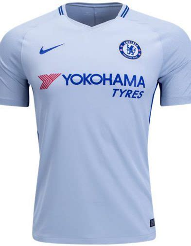 Terbaru Jersey Bola Chelsea Away Official 17 18 jersey chelsea away 2017 2018 terbaru butik jersey