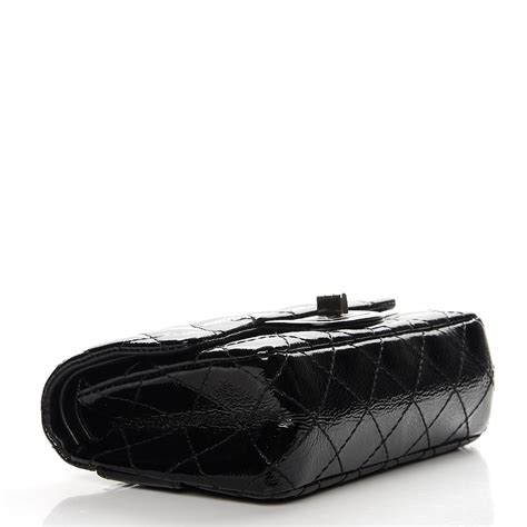 Jual Tas Chanel Flap Clutch Bag Black With Box Mirror Quality chanel patent quilted reissue flap clutch bag black 218241