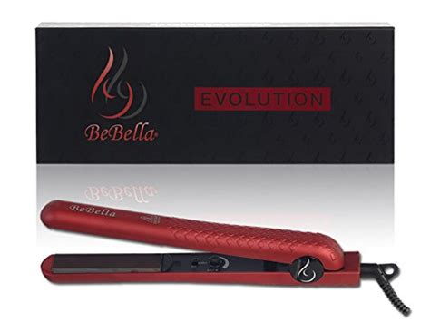 box haair plates bebella evolution black box collection professional 1 25