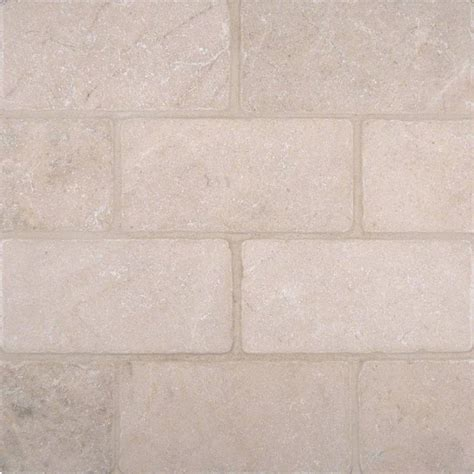 crema marfil tumbled marble backsplash photo this photo subway tile crema marfil subway tile tumbled 3x6