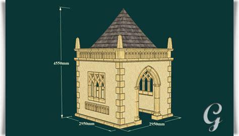 gartenpavillon kaufen garten pavillon aus stein drayton garden gartentraum de