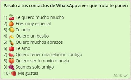 cadena de whatsapp juego de novios desafios juegos para whatsapp