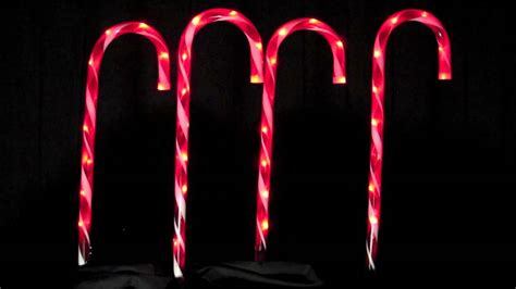 best 28 canes lights outdoor lighted candy canes