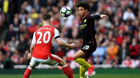 arsenal man city arsenal 2 2 man city match report highlights