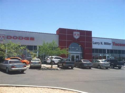 larry miller dodge tucson az larry h miller dodge ram tucson car dealership in tucson