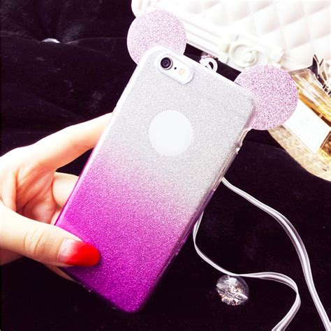 Samsung J5 3d Silicone Mickey Minnie Mouse Cover Casing Bumper 3d mickey minnie mouse ears phone for samsung s7 s7 edge s5 s6 edge a5 a510 j5 j510tpu soft