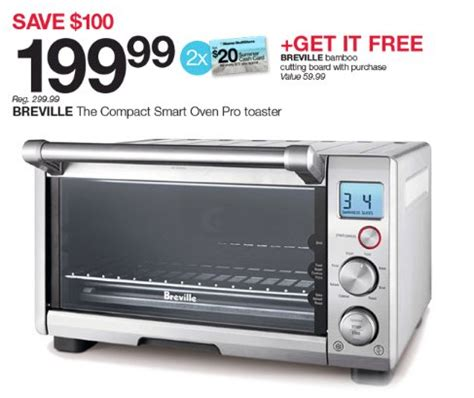 Home Outfitters Toasters home outfitters canada s day offers today only save 100 the breville oven pro