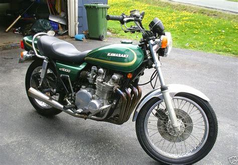 Kz Kawasaki by Kawasaki Kz1000 Gallery Classic Motorbikes