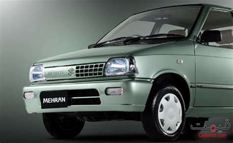Price Suzuki Mehran Suzuki Mehran 2012 Price In Pakistan