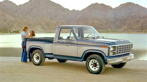 1980 Ford F150 by Ford F 150 Flareside 1980