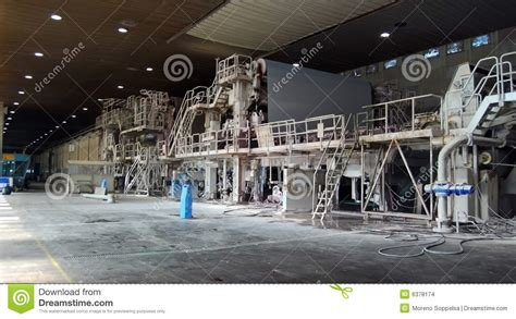 Fourdrinier Paper Machine - paper and pulp mill fourdrinier paper machine stock