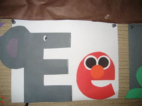 letters for craft projects 1000 images about letter e crafts on letter e