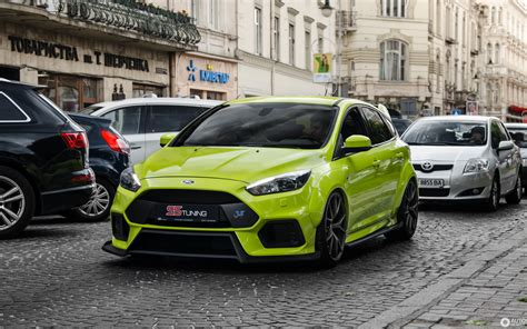 Tuning Auto 06 by Ford Focus Rs 2015 Ss Tuning 15 Juni 2017 Autogespot