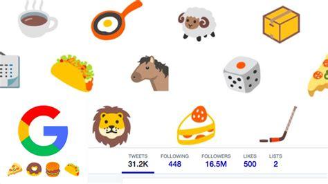 emoji api google s emojitastic twitter feature is great when it s
