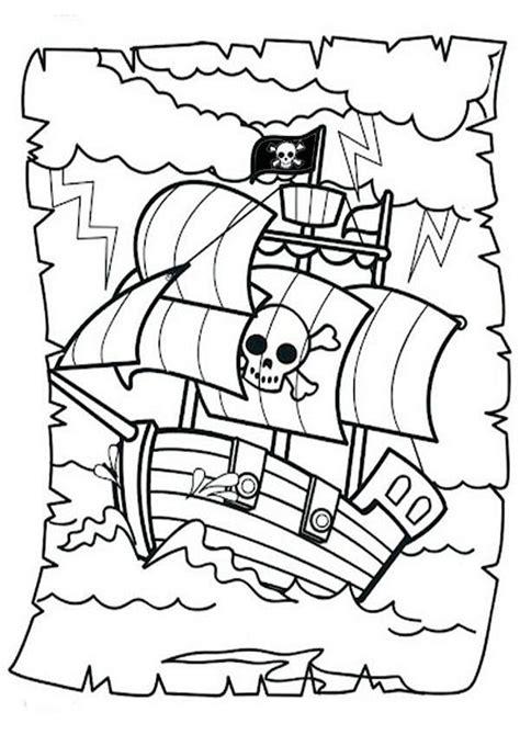 ausmalbilder piraten  ausmalbilder malvorlagen