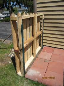 How To Make Raised Garden Beds From Pallets - serendipity and sunshine trash to treasure pallet fence project
