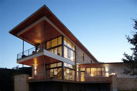modern two storey house with streamline roof eerste vlaamse passieve kangoeroewoning