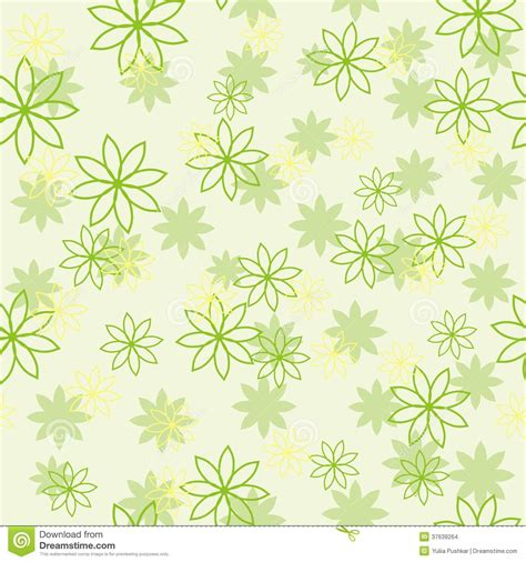 flower pattern green light green flower pattern stock images image 37639264