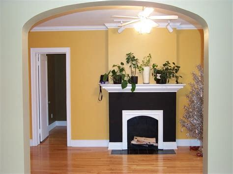 painting your home best house paint interior with yellow color http