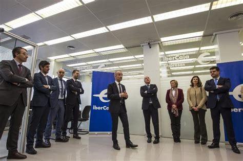 oficina ibercaja ibercaja inaugura el espacio dirigido a las empresas en su