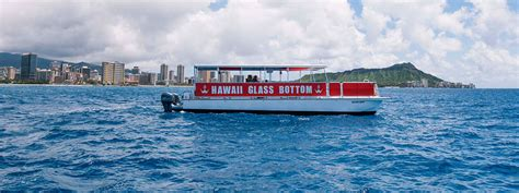 glass bottom boat cruise hawaii glass bottom boat day cruise honolulu hi