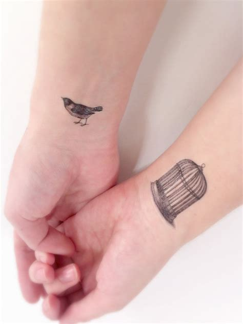 bird cage wrist tattoo birdcage on wrist