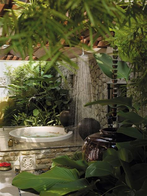 25 best ideas about tropical bathroom on