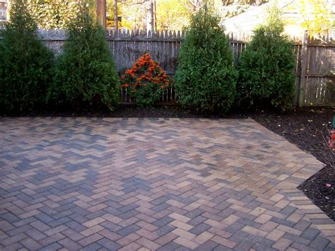 bricks for backyard brick patios designs unique hardscape design brick