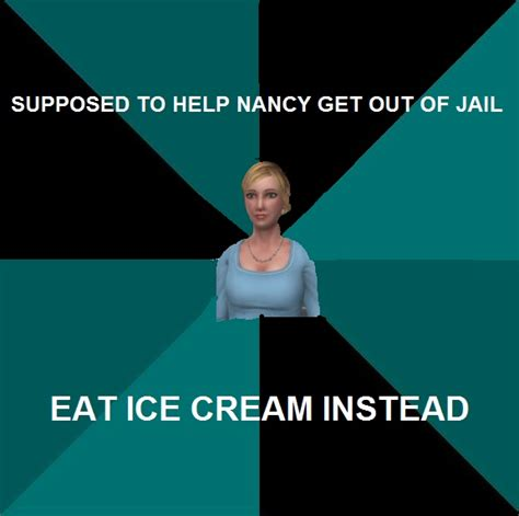 Nancy Meme - 21 best images about nancy drew alibi in ashes 25 on