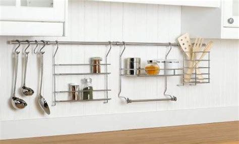 Kitchen Utensil Rack Wall Mounted by Wall Mount Rack Images