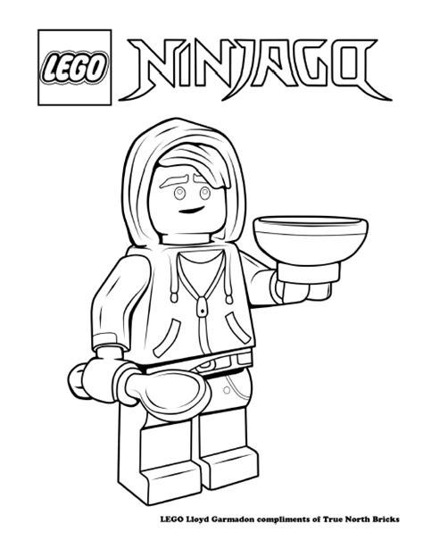 coloring pages lego ninjago movie lego colouring page lloyd true north bricks