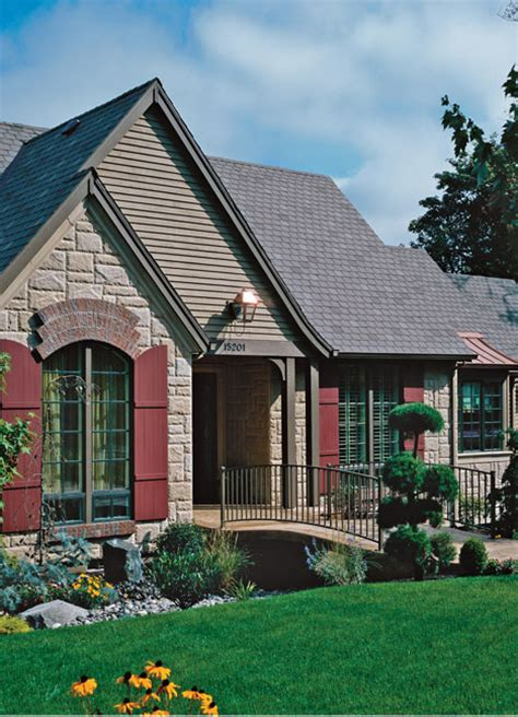 country style ranch homes rustic and log home curb appeal house plans and more