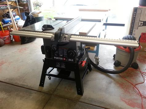 porter cable table saw pcb270ts porter cable pcb270ts the workbench