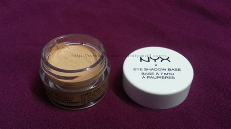 Nyx Primer Base nyx eye shadow base price review swatch