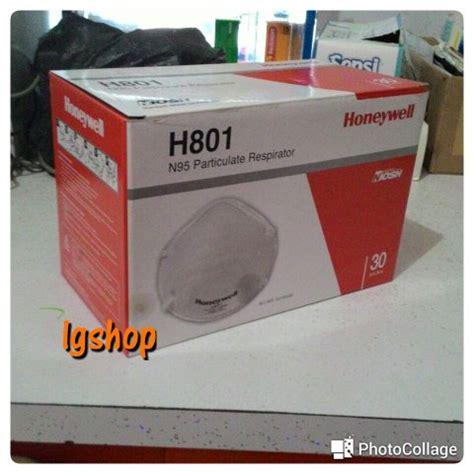 Biocal 95 Isi 30 jual honeywell masker n95 isi 30 pelindung debu asap
