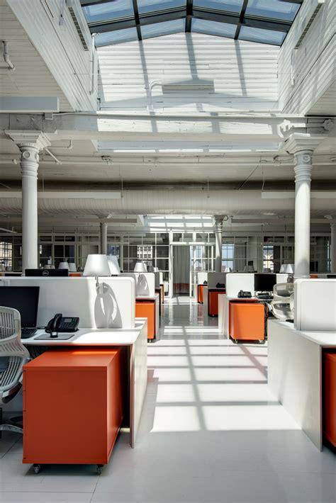 attic converted  modern office bhdm design