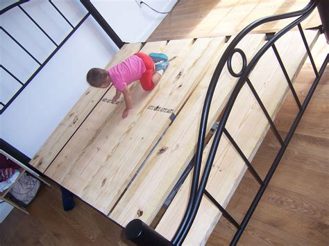 size bed frame with slats convert a box bed