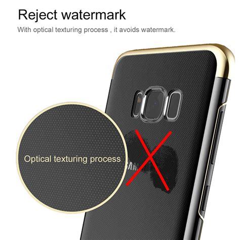 Murah Baseus Glitter Hardcase For Samsung Galaxy S8 Black baseus plating pc bling glitter back protection cover for samsung galaxy s8 plus sale