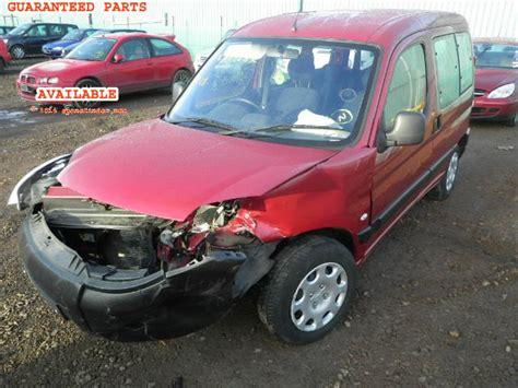 car breakers peugeot peugeot partner breakers peugeot partner spare car parts