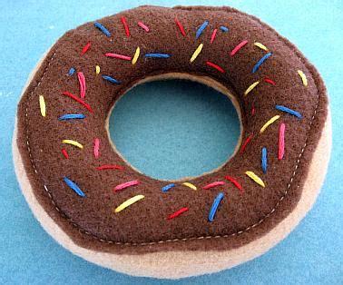 felt donut pattern making doughnuts skip to my lou