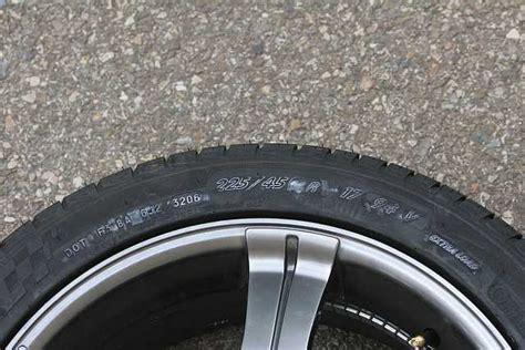 Motorrad Reifen Herstellungsjahr by Foto Herstellungsdatum Reifen 1 Jpg Vom Artikel Beim