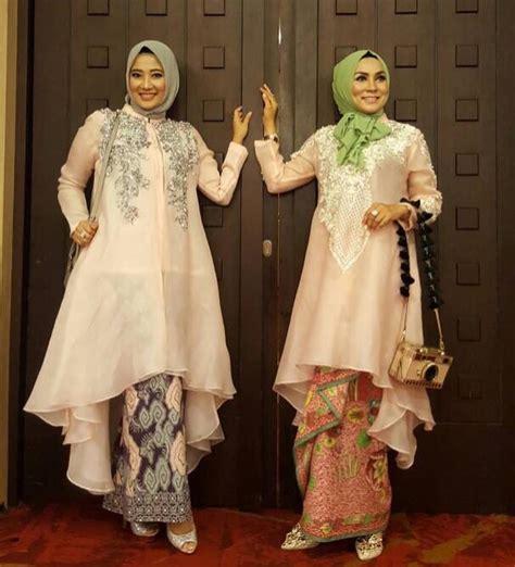 trend kebaya berhijab para sosialita model berhijab terbaru newhairstylesformen2014 com