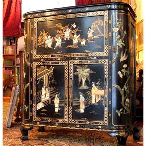 carved bar cabinet wood bar cabinet carved jade lacquer 2393430