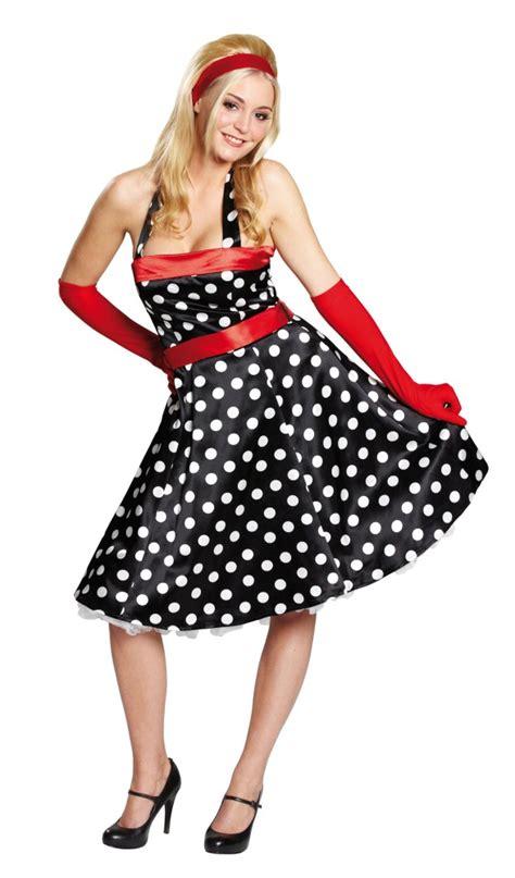 Style 50er by 50er 60er Jahre Kleid Rockabilly Rock 180 N Roll Kleid