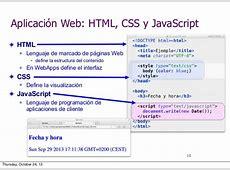Introduccion al internet-Html-Css Lenguaje De Internet