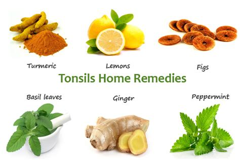 home remedies for tonsillitis how to cure tonsils