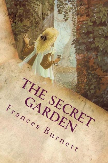 the secret garden coloring book barnes and noble the secret garden illustrated by frances hodgson burnett